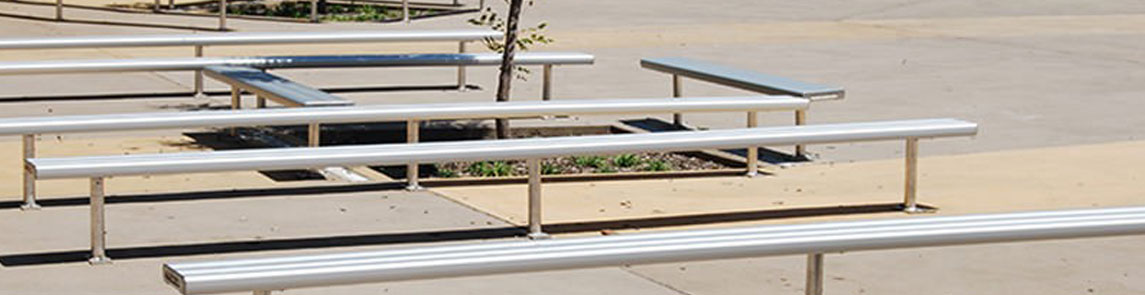 Outdoor education furniture