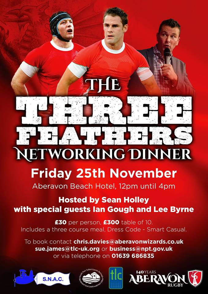 Three Feathers Networking Dinner 2016